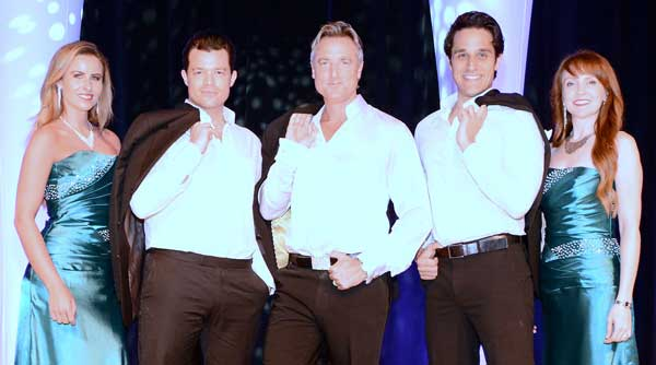 Bravo Amici to perform at benefit concert for Autism at Monmouth University