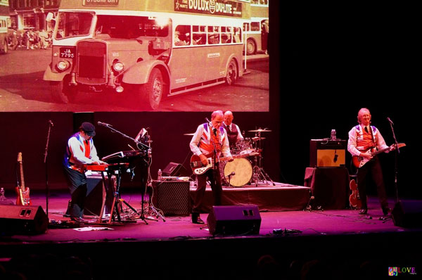 """This Group is That Good!"" The British Invasion Years LIVE! at Toms River's Grunin Center"