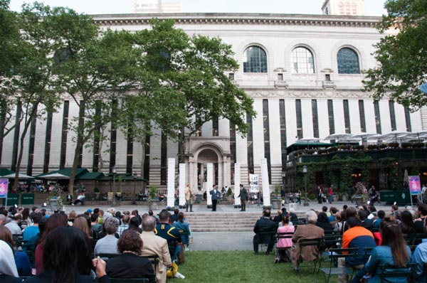 """The Drilling Company presents """"The Tempest"""" in Bryant Park"""