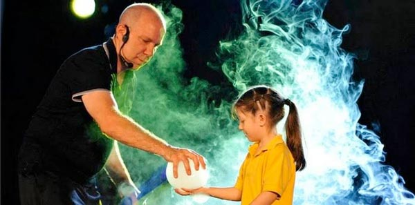 Union County Brings A Sensory-Friendly Bubble Show to Rahway In February