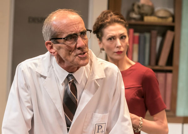 """Photos from """"What The Butler Saw"""" at Shakespeare Theatre of NJ"""