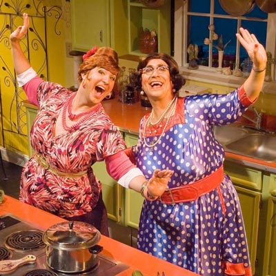 The Broadway Theatre of Pitman Presents The Calamari Sisters' Sausagefest
