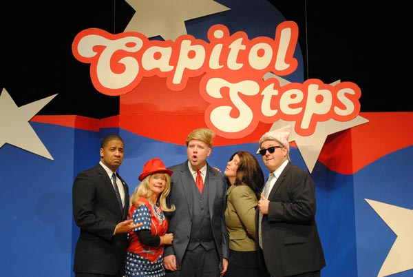 The Capitol Steps Return To Mayo In January