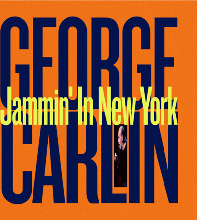 George Carlin: Jammin' In New York To Be Re-released For Record Store Day