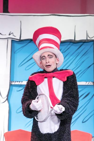 "REVIEW: ""The Cat In The Hat"" at Growing Stage: The Children's Theatre of NJ"