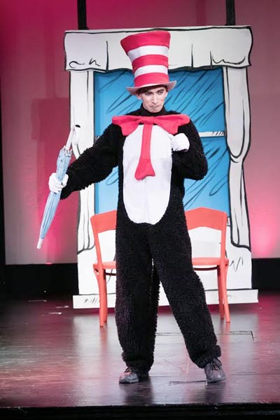 """REVIEW: """"The Cat In The Hat"""" at Growing Stage: The Children's Theatre of NJ"""