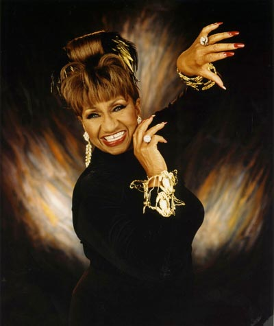 BergenPAC Presents Celia Cruz All Stars
