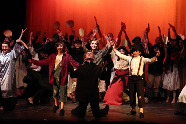 Centenary Stage Company's Young Performers Workshop Presents