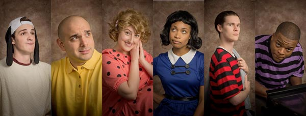 "A Look At ""You're A Good Man, Charlie Brown"" at Mile Square Theatre"