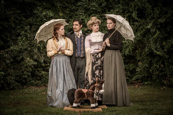 a review of anton chekhovs play the cherry orchard Artistic director giles croft completes his tenure at nottingham playhouse by staging chekhov's, the cherry orchard, starring doctor foster's sara stewart.