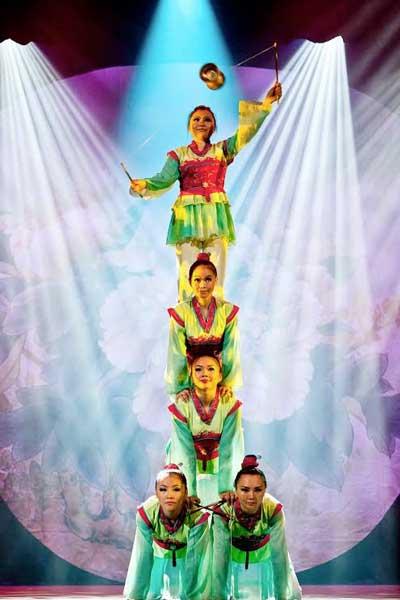 BergenPAC Presents Cirque Ziva