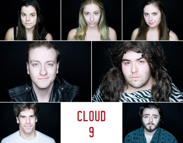 Black Box Performing Arts Center Presents Cloud 9 by Caryl Churchill