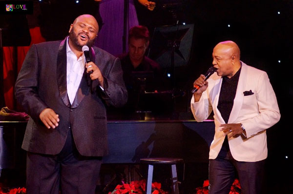 The Colors of Christmas LIVE! at New Brunswick's State Theatre!