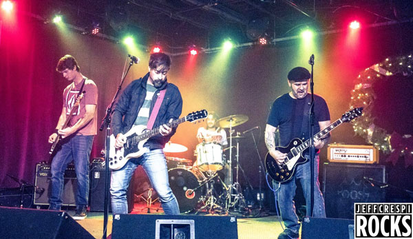 Jeff Crespi Rocks the Shore - Nov 30, 2017