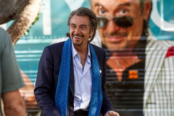Jersey On Film: Danny Collins
