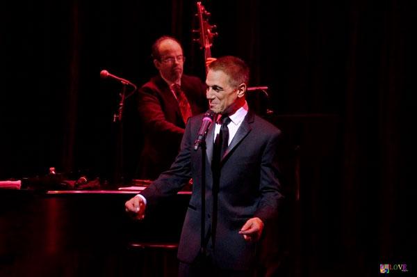 """Standards and Stories"" Tony Danza LIVE! at Toms River's Grunin Center"