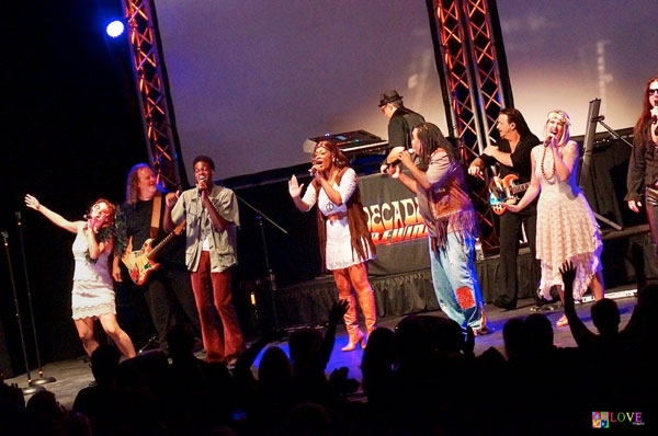 """""""I LOVE IT!"""" Decades Rewind LIVE! at Red Bank's Count Basie Theatre"""