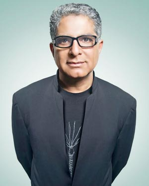 BergenPAC Presents An Evening With Deepak Chopra
