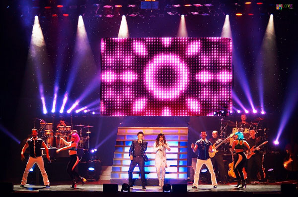 """I Would Definitely See this Show Again!"" Donny and Marie LIVE! at BergenPAC"