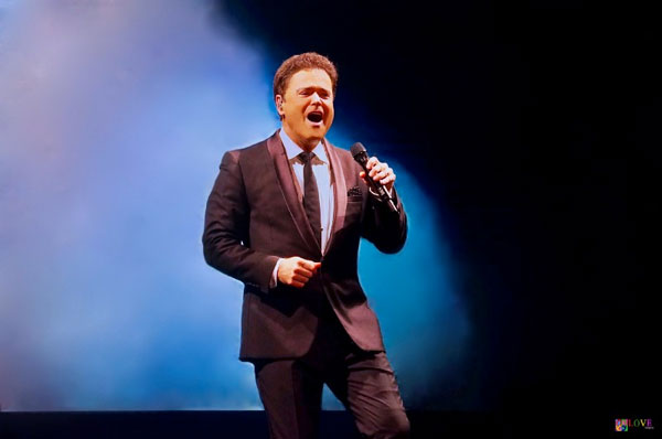 """""""I Would Definitely See this Show Again!"""" Donny and Marie LIVE! at BergenPAC"""