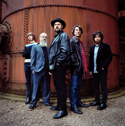 Drive-By Truckers To Perform At White Eagle Hall In Jersey City