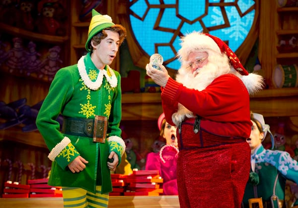 Elf, The Musical Returns To Madison Square Garden For Limited Run