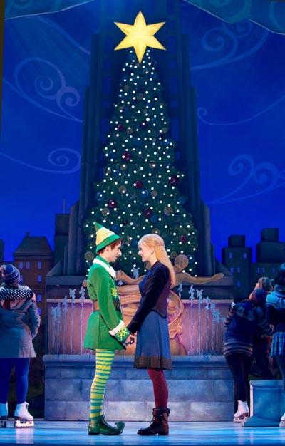 "An Interview With Veronica Kuehn from ""Elf, the Musical"" at MSG"