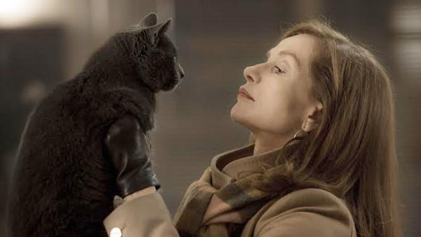 "The Newton Theatre To Screen ""Elle"" - Golden Globe Foreign Film Winner"