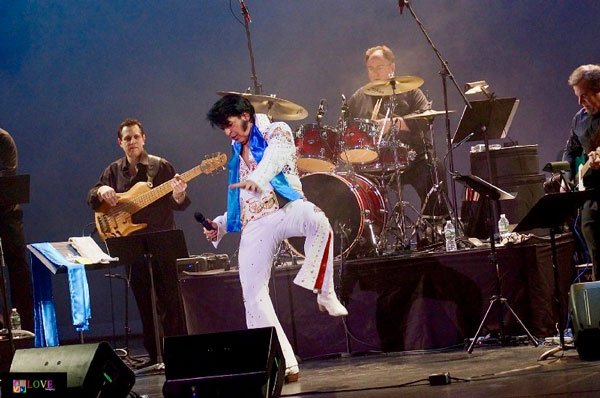 We Just Can't Help Fallin' in Love with ELVIS Tribute Artist Richie Santa!