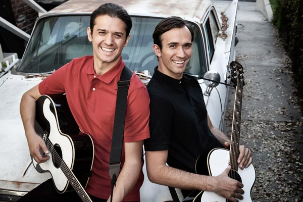 The Everly Brothers Experience Comes To The Grunin Center