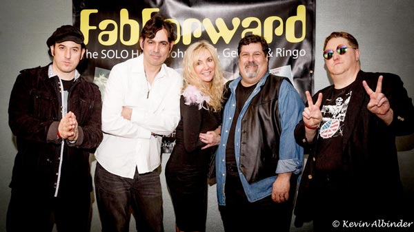 FabForward To Present Solo Hits of The Beatles At Cornerstone Playhouse