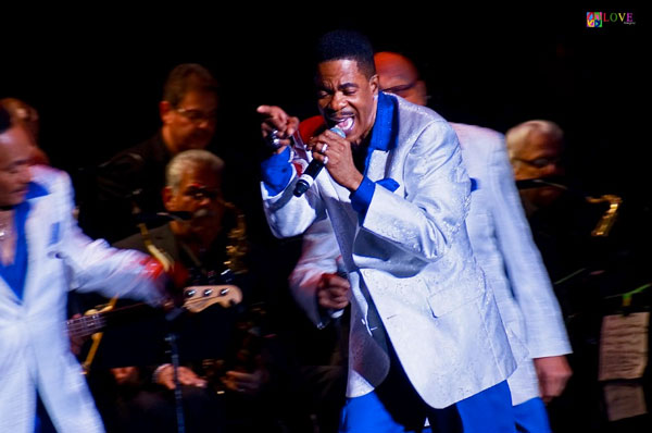 Standing in the Shadows of Love: The Four Tops LIVE! at BergenPAC