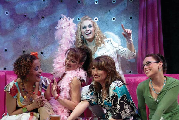 Girls Night: The Musical Comes to BergenPAC