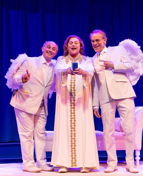 "Heavens to George Street! ""An Act Of God"" Opens In New Brunswick"