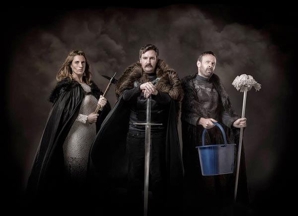 Graeme of Thrones Comes To Jay and Linda Grunin Center For The Arts