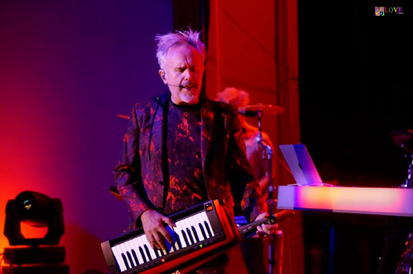 Howard Jones LIVE! at the Newton Theater