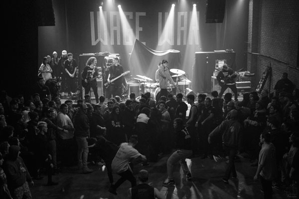 Photos from House of Independents Show With Wage War, Oceans Ate Alaska, Gideon, Loathe, and Varials