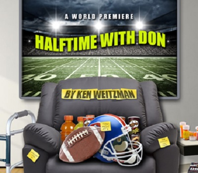 "NJ Rep Presents ""Halftime With Don"""