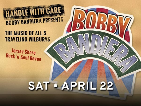 Bobby Bandiera's Jersey Shore Rock n' Soul Revue Pays Tribute To Traveling Wilburys