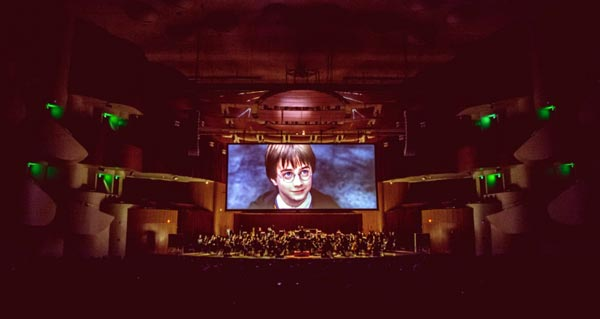 The Harry Potter Film Concert Series To Return To NJPAC In October