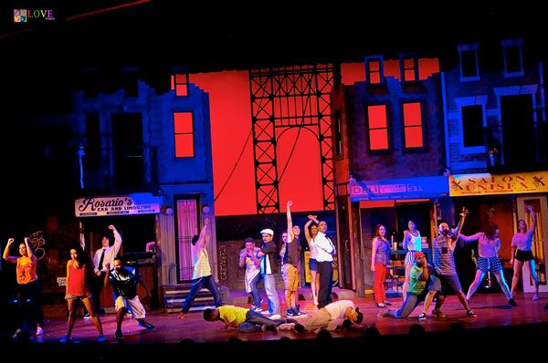 """Theater = Community."" In the Heights LIVE! at Axelrod PAC"