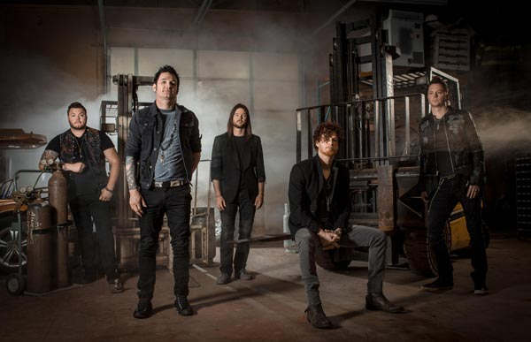 Hinder Leads Hard Rock Lineup At White Eagle Hall On November 15