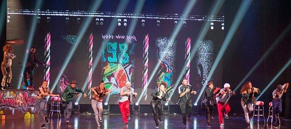 NJPAC Presents The Hip Hop Nutcracker Featuring Kurtis Blow On December 15