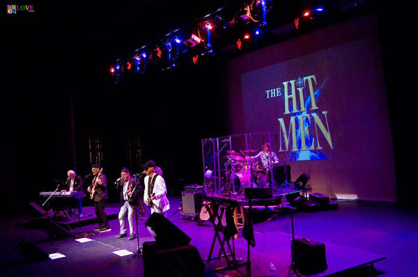 """They Sound Just Like the Original Records!"" The Hit Men LIVE! at Wayne, NJ's Shea Auditorium"