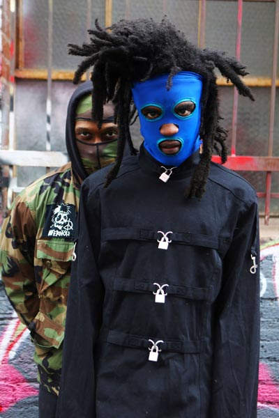 Ho99o9 Brings Grindhouse Blend of Rap & Punk to White Eagle Hall