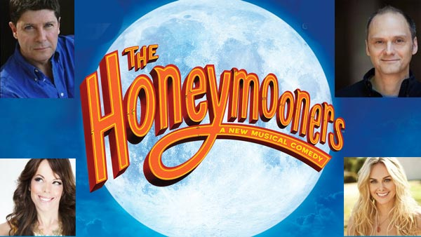 "Paper Mill Playhouse Presents The World Premiere of ""The Honeymooners"""