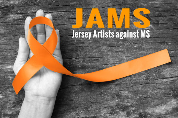 NJ Artists and Art Organizations To Join Together To Raise Money For MS Research