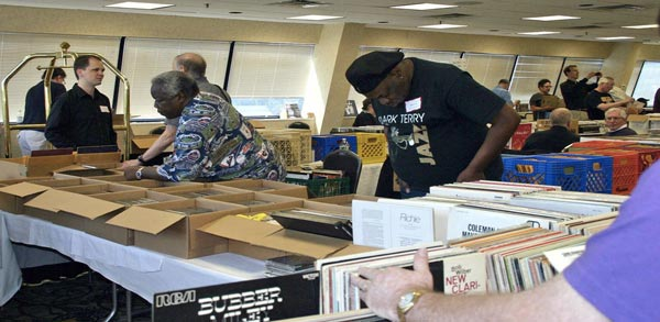 43rd Annual Jazz Record Collectors' Bash To Take Place June 23-24