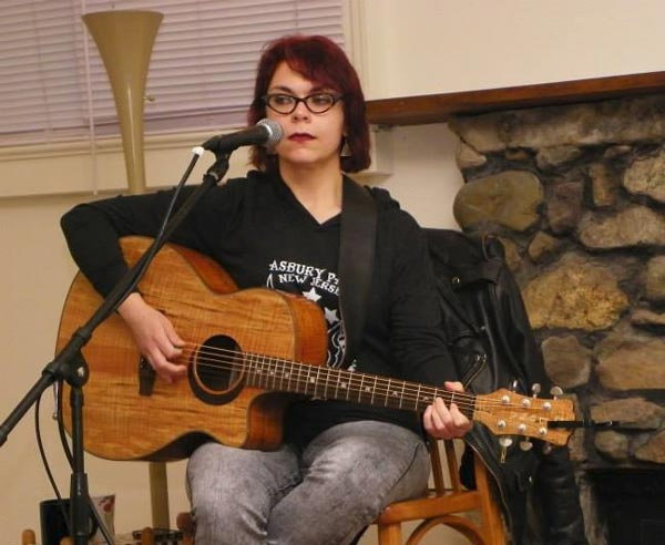 Songwriter Showcase and Open Mic Returns With Jenny Cat As Featured Artist