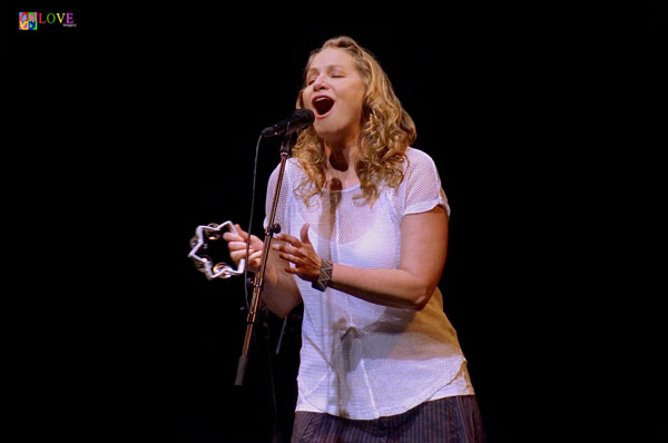 """One Perfect Combination"" Joan Osborne Sings the Songs of Bob Dylan LIVE! at SOPAC"